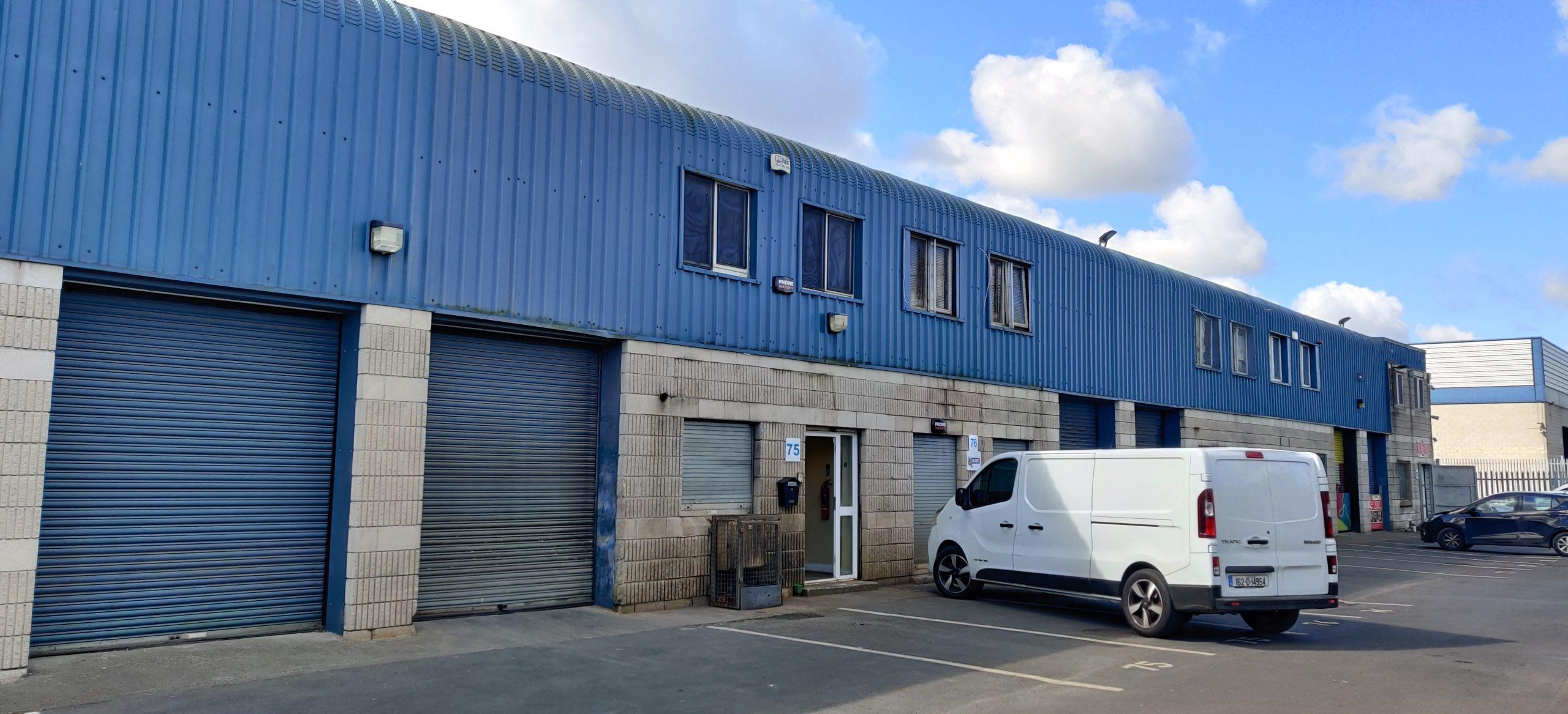 Unit 75 Park West Enterprise Centre, Park West, Dublin 12