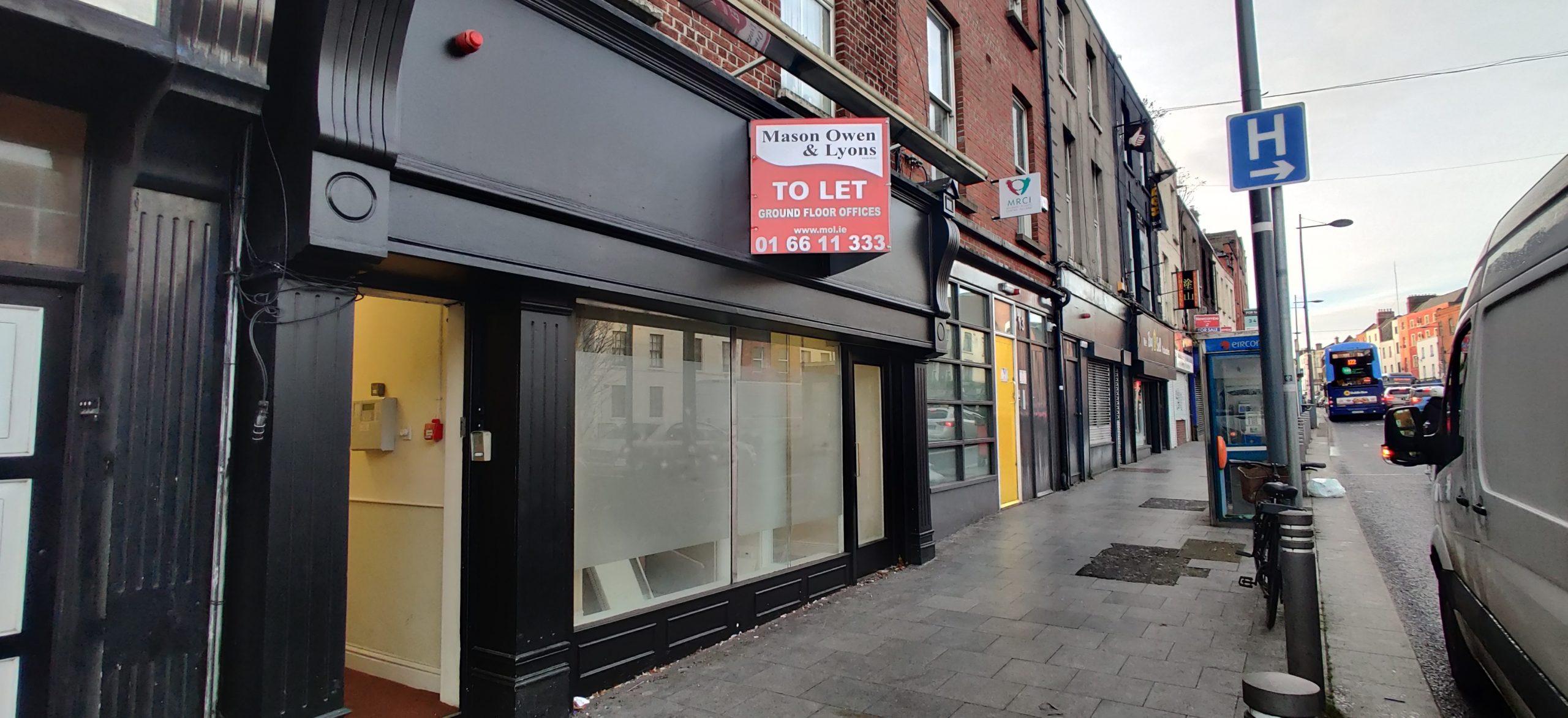 Ground Floor Office, 14 Dorset Street, Dublin 1