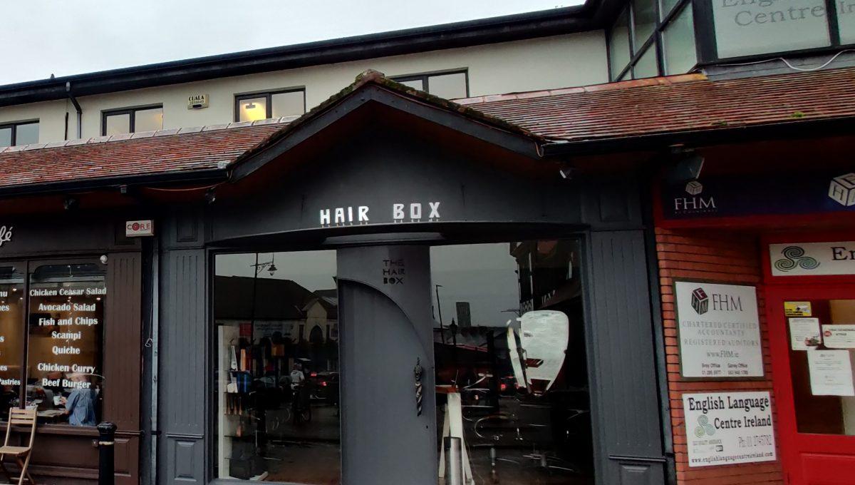 Hairbox 1