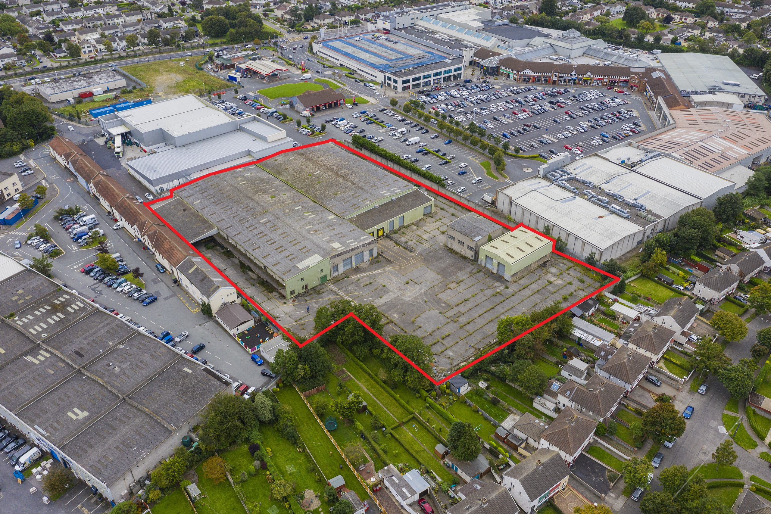 Detached Warehouse Facility, Santry Hall Industrial Estate, Swords Road, Santry, Dublin 9