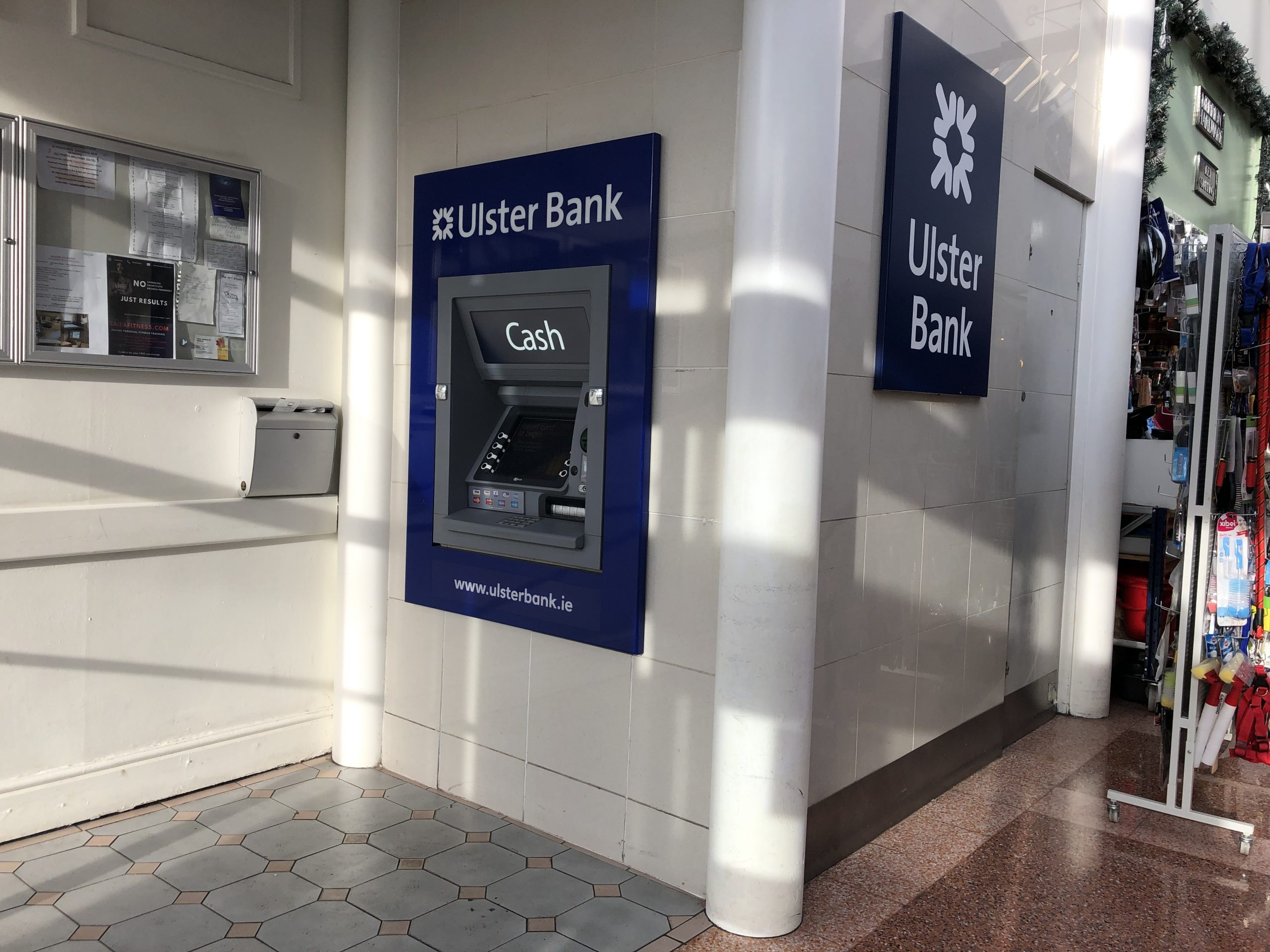 ATM – 29a Merrion Shopping Centre