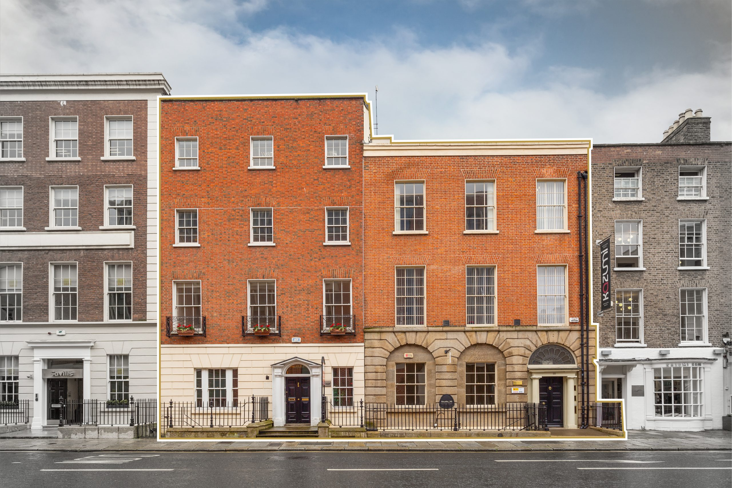 34/35 Molesworth Street, Dublin 2