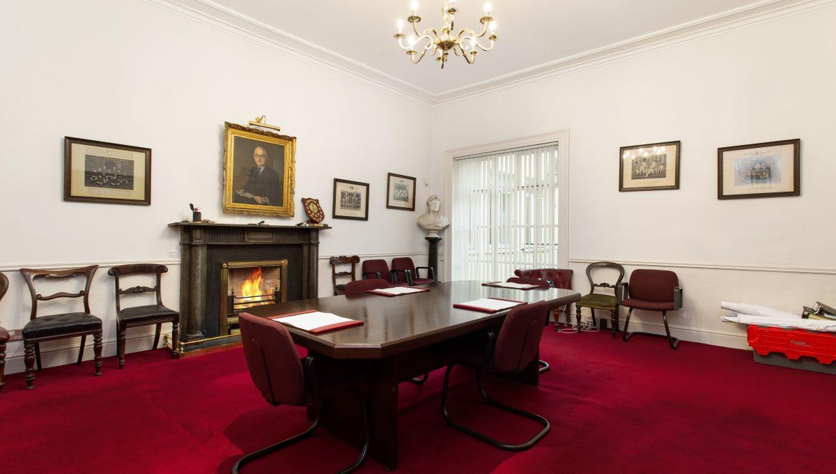 35 Molesworth St Board Room